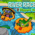 RIVER RACER 2 PLAYERS (Family Channel)