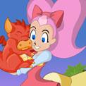 DIAMONDS AND DRAGONS (Teletoon)