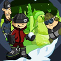 THROW'N'SNOW (Teletoon)
